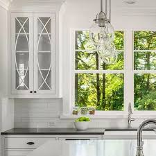 glass insert ideas for kitchen cabinets cabinet glass fairfax county abc glass mirror abc