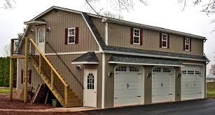 apartments splendid story prefab garage horizon structures