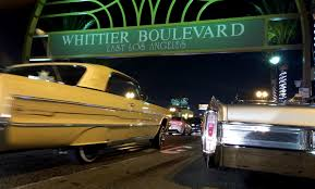 lowriders to whittier boulevard for a saturday of