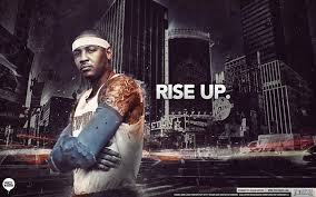 film rise up carmelo anthony rise up wallpaper by ishaanmishra on deviantart
