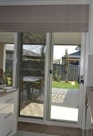 patio doors panel track vinyl blackout blinds vinyl open 02