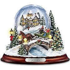 the bradford exchange jingle bells illuminated musical