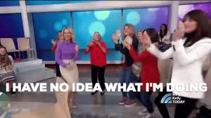 Megyn Kelly Meme - megyn kelly trying to pretend to be human by dancing on her show for