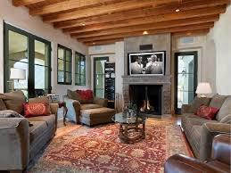 tuscan living room design tuscan living room decor gray curtain wide glass window big arch