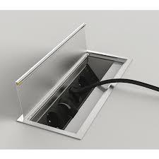 bloc prise cuisine escamotable bloc prises escamotables rectangulaire collection et prise