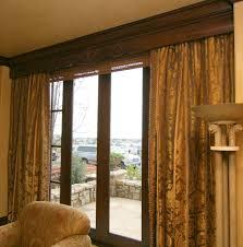 elegant curtains under custom cornice fashioninteriors flickr