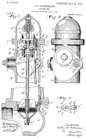 drawings for u s patent 734251 babendreier baltimore md