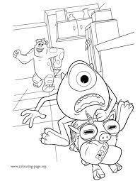 monsters coloring pages coloring pages