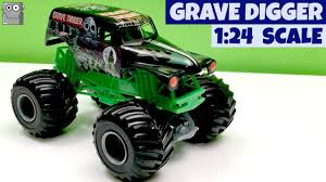 grave digger monster truck videos youtube grave digger monster jam 1 24 monster trucks youtube