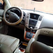 lexus rx330 nairaland clean 05 lexus rx330 reg full option 1st body for jst 2 870m see