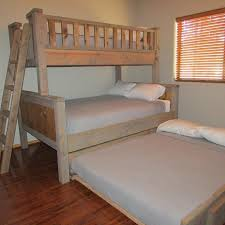 Free Plans For Twin Over Full Bunk Bed by Best 25 Full Size Bunk Beds Ideas On Pinterest Bunk Beds With