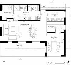 plan de maison a etage 5 chambres chambre best of plan de maison 120m2 4 chambres high definition