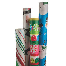 where to buy gift wrap buy best value 4 roll assorted christmas gift wrap at s s worldwide
