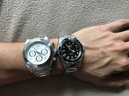 invicta speedway 9211 vs pro diver 8932 for small wrists