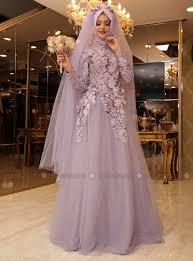 pinar sems evening dress lilac pinar sems