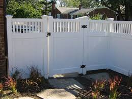 Gate For Backyard Fence Best 25 White Fence Ideas On Pinterest White Garden Fence