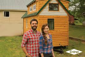 building a small home dow chemical big science tiny homes people around the country