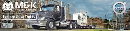 volvo heavy truck dealer mk truck centers m u0026k truck centers