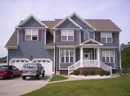combine exterior paint color schemes u2014 home designing