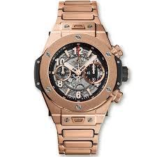 bracelet hublot images Hublot unico king gold bracelet big bang titanium watches png