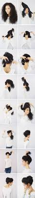 curly hair updos step by step 17 incredibly pretty styles for naturally curly hair