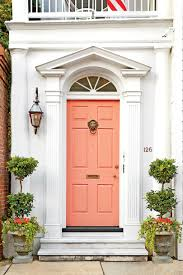 Exterior Door Colors 13 Bold Colors For Your Front Door Southern Living