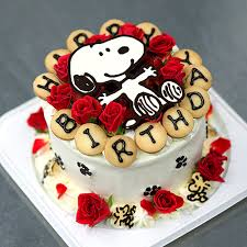 snoopy ツ birthday cake i would love this i don u0027t care