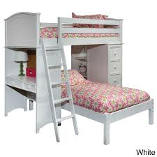cooley twin sleep study storage loft bed free shipping today