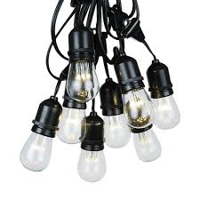 330 foot s14 edison outdoor string lights u2013 suspended socket