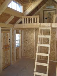 playhouse interior layout or a bad shed play house