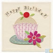 birthday cupcake traditional birthday card ba2546 3 45