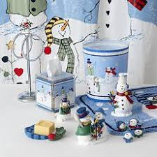Elmo Bathroom Accessories Snowman Bathroom Decor Interior Design For House
