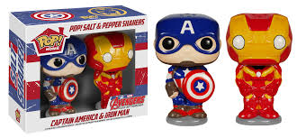 Iron Man Home Avengers 2 Age Of Ultron Captain America And Iron Man Pop Home