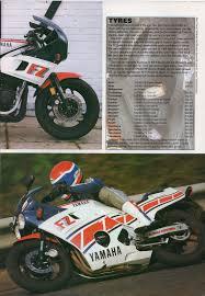 1986 fz6 track bike yamaha streetbikes sportsbikes yamaha