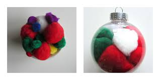 1 minute ornaments