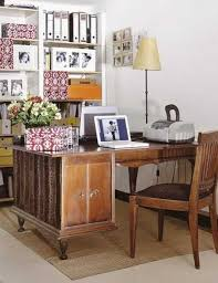 Vintage Office Desk 25 Inspiring Ideas For Home Office Design In Vintage Style