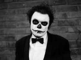 223 best images about maškare on easy skeleton makeup costumes and skeletons