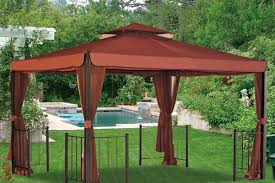 Mainstays Gazebo Replacement Parts by Pergola Garden Winds Gazebo Home Depot Gazebo Replacement Canopy