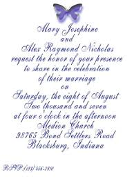 Wedding Invitations Sayings Samples Of Wedding Invitations Wording With Reception Iidaemilia Com
