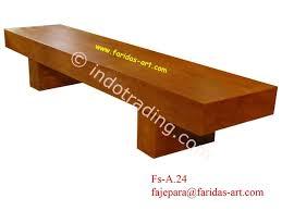 desain meja lesehan jual meja tamu lesehan kaki balok harga murah jepara oleh faridas