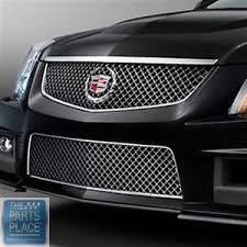 cadillac cts v grill 2012 13 cadillac cts v grille black chrome lower gm