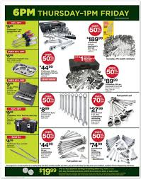 black friday tool chest black friday 2016 sears black friday ad scan buyvia