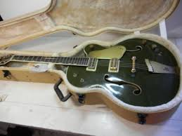 cadillac green paint vintage gretsch guitars the gretsch pages