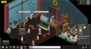 habbo hotel virtual world games 3d