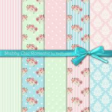 shabby chic wrapping paper shabby chic digital paper shabby chic