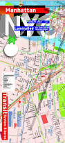 Little Italy Nyc Map by Terramaps Nyc Manhattan Street And Subway Map Waterproof Ar