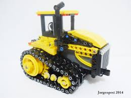 caterpillar the lego car blog