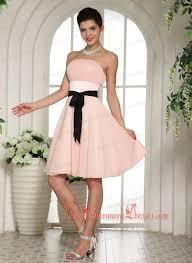 light pink dama dresses baby pink dama dress with black sash knee length 85 68