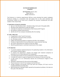 Sample Resume Objectives For Hrm Graduate by Sample Resume For Hrm Ojt Students Augustais