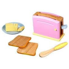 toaster kinderk che cuisine enfant bois achat vente cuisine enfant bois pas cher